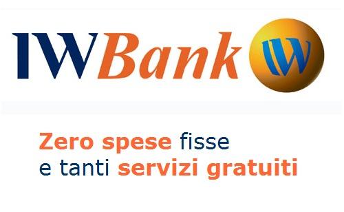 Conto Webank Zero spese, operazioni gratuite, alto rendimento