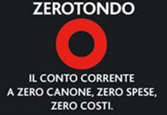 Conto Zerotondo Under 26, Conto A Zero Spese di Intesa San Paolo